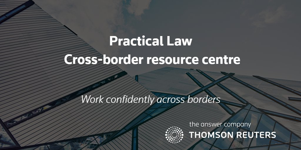 Take a world tour with our practical Law cross-border's Alice Southhall