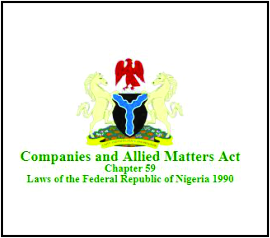 Newsletter - Commentary on The Companies and Allied Matters Act (Repeal and Re-enactment) Bill