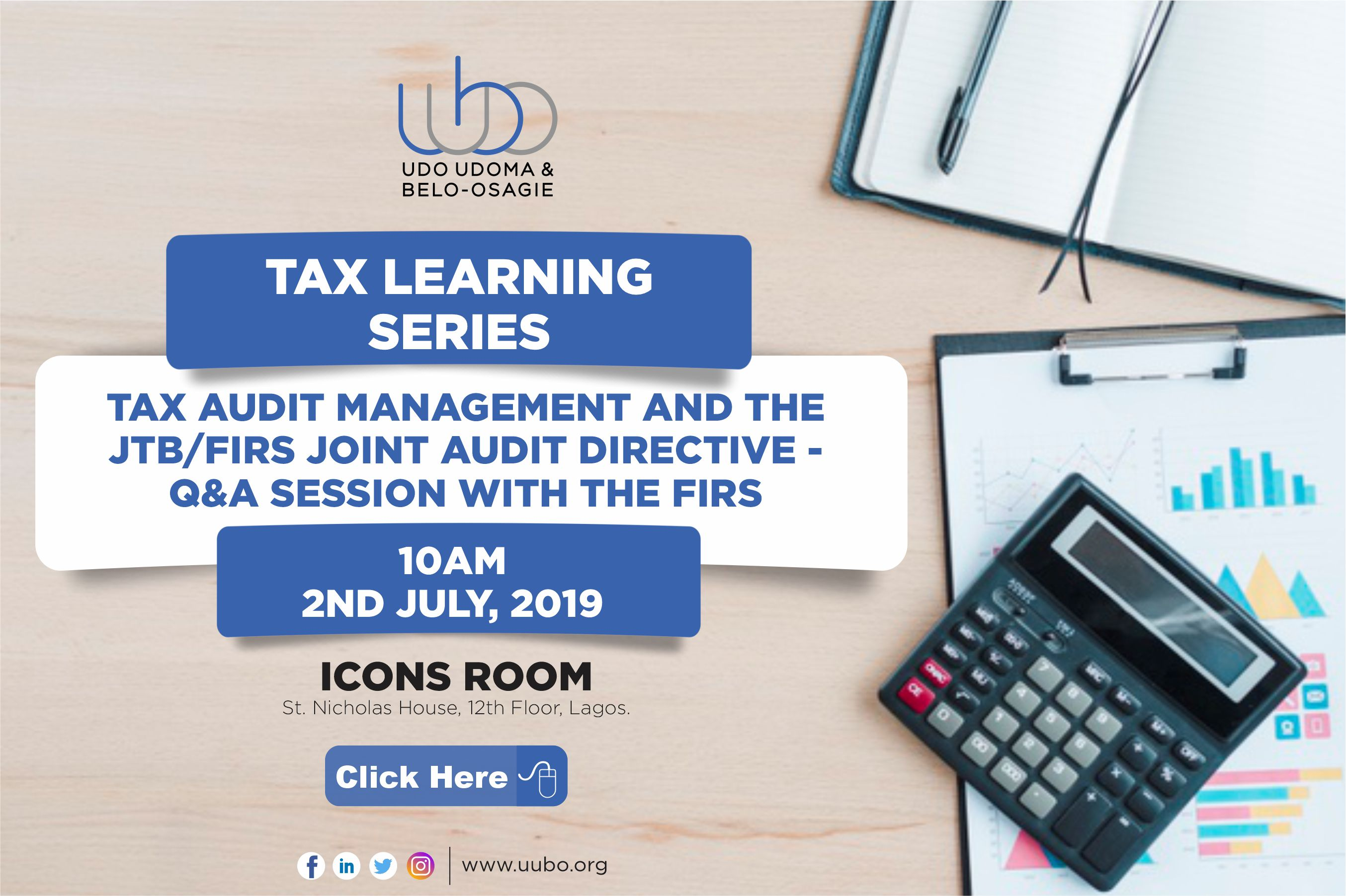 TAX LEARNING SERIES