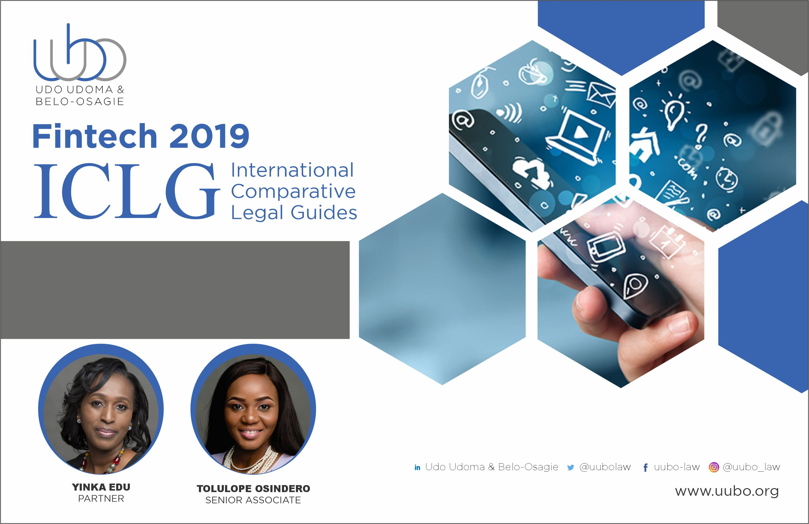 International Comparative Legal Guide to: Fintech 2019