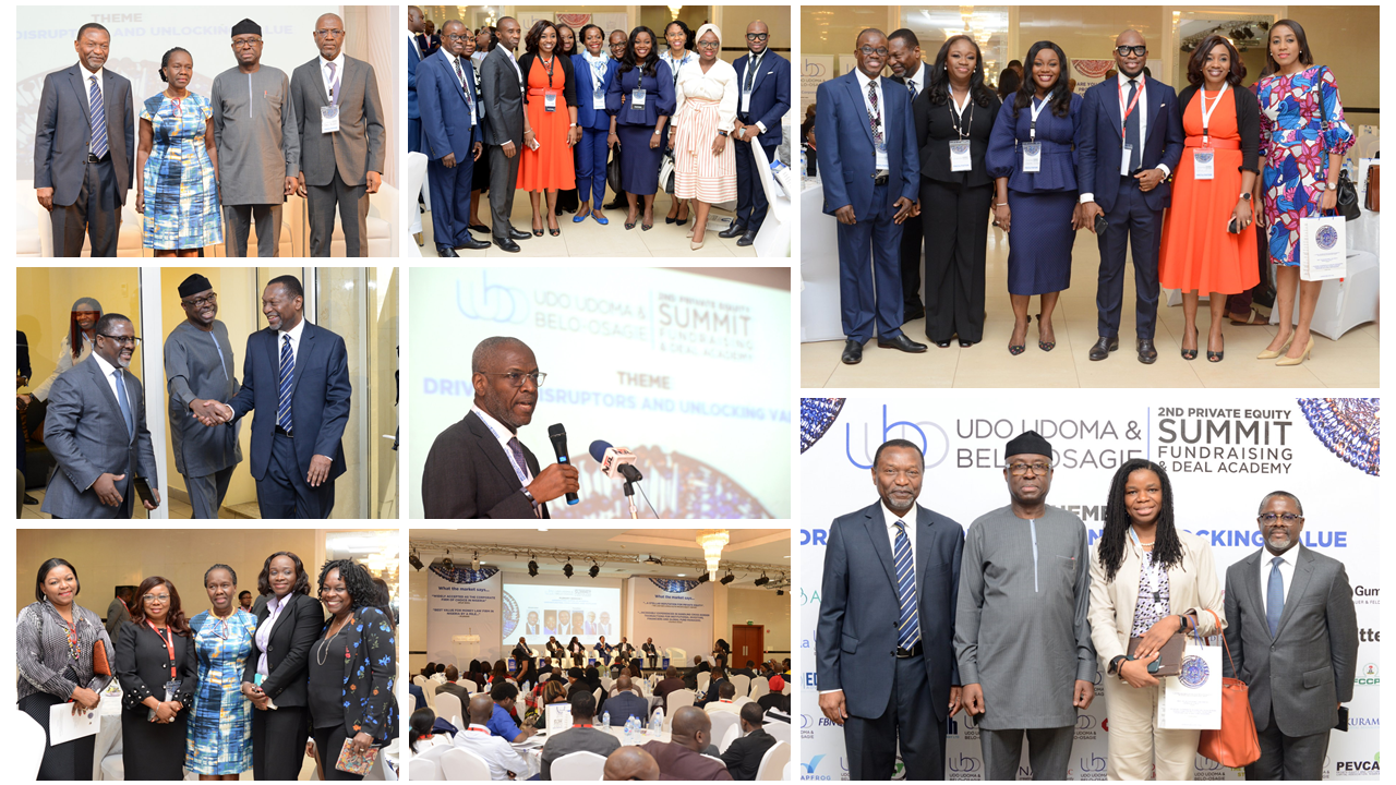 Udo Udoma & Belo-Osagie hosts its 2nd Private Equity Summit