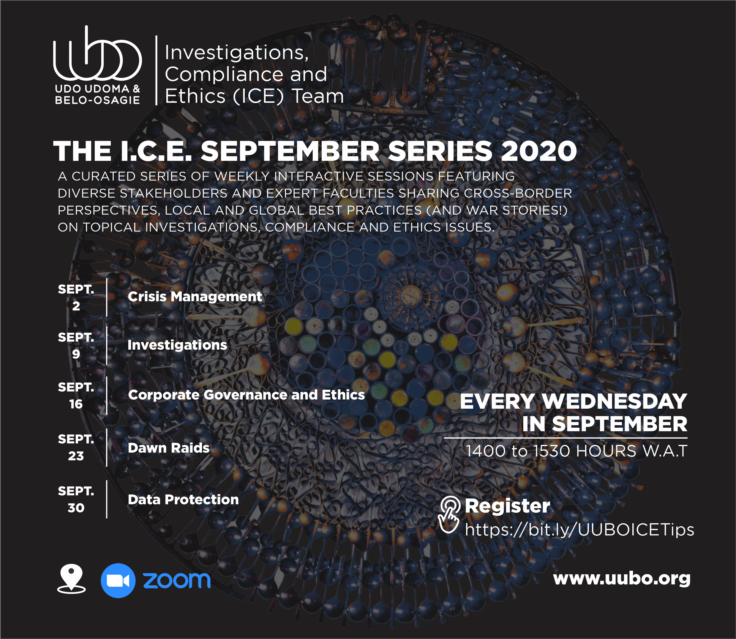 The UUBO ICE September Series 2020