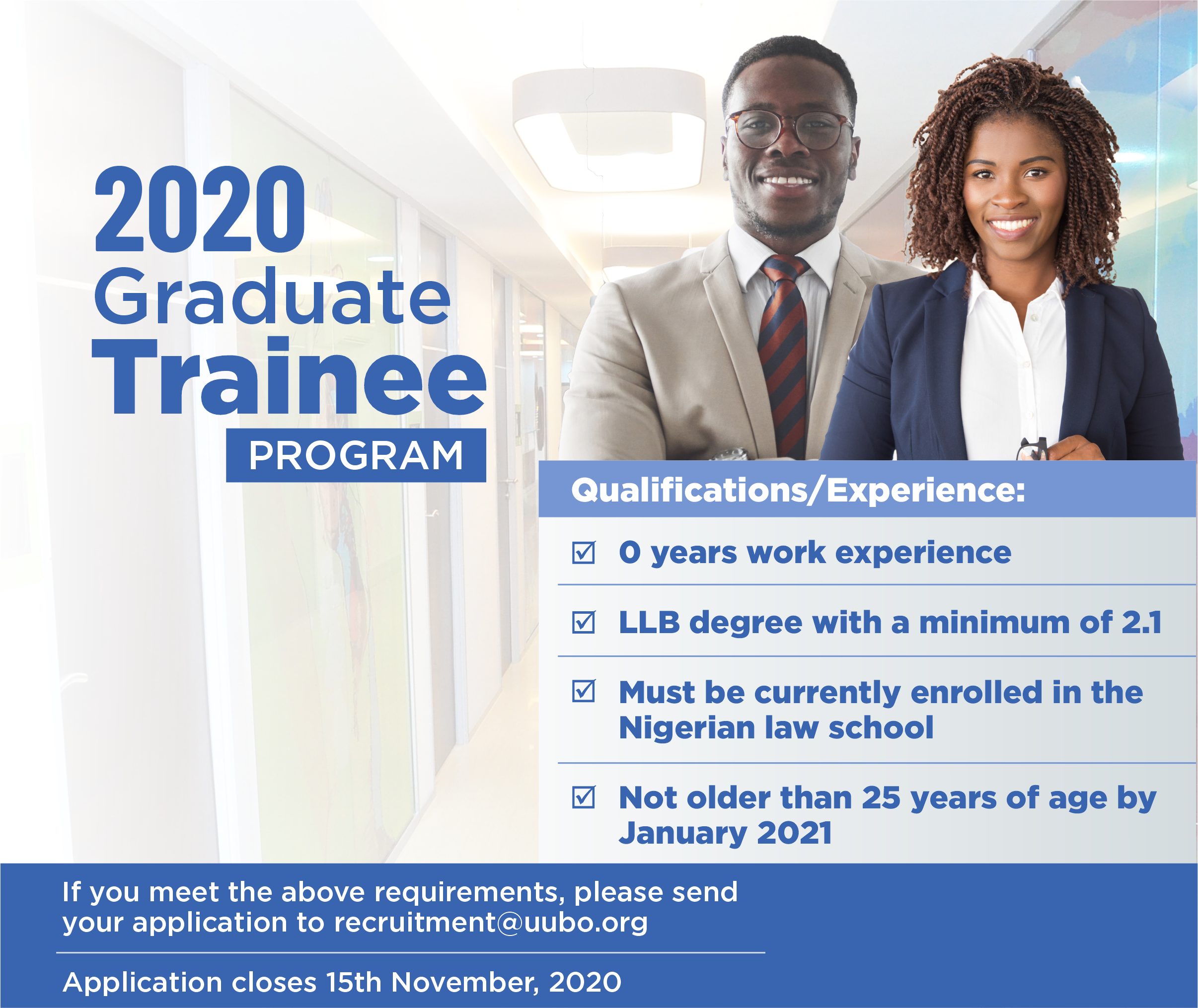 Trainee Program V2