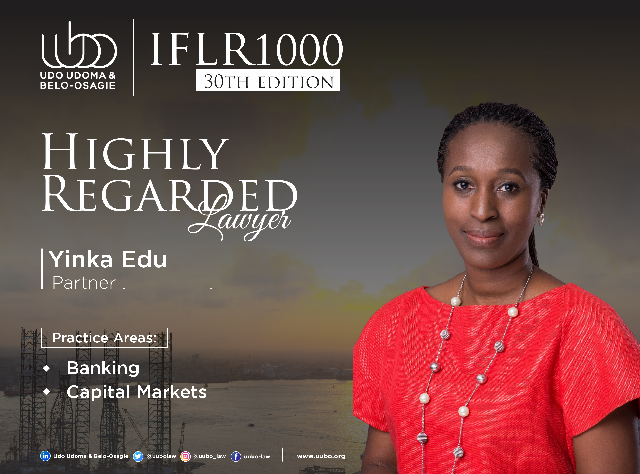 IFLR 100 30Th Edition YINKA EDU
