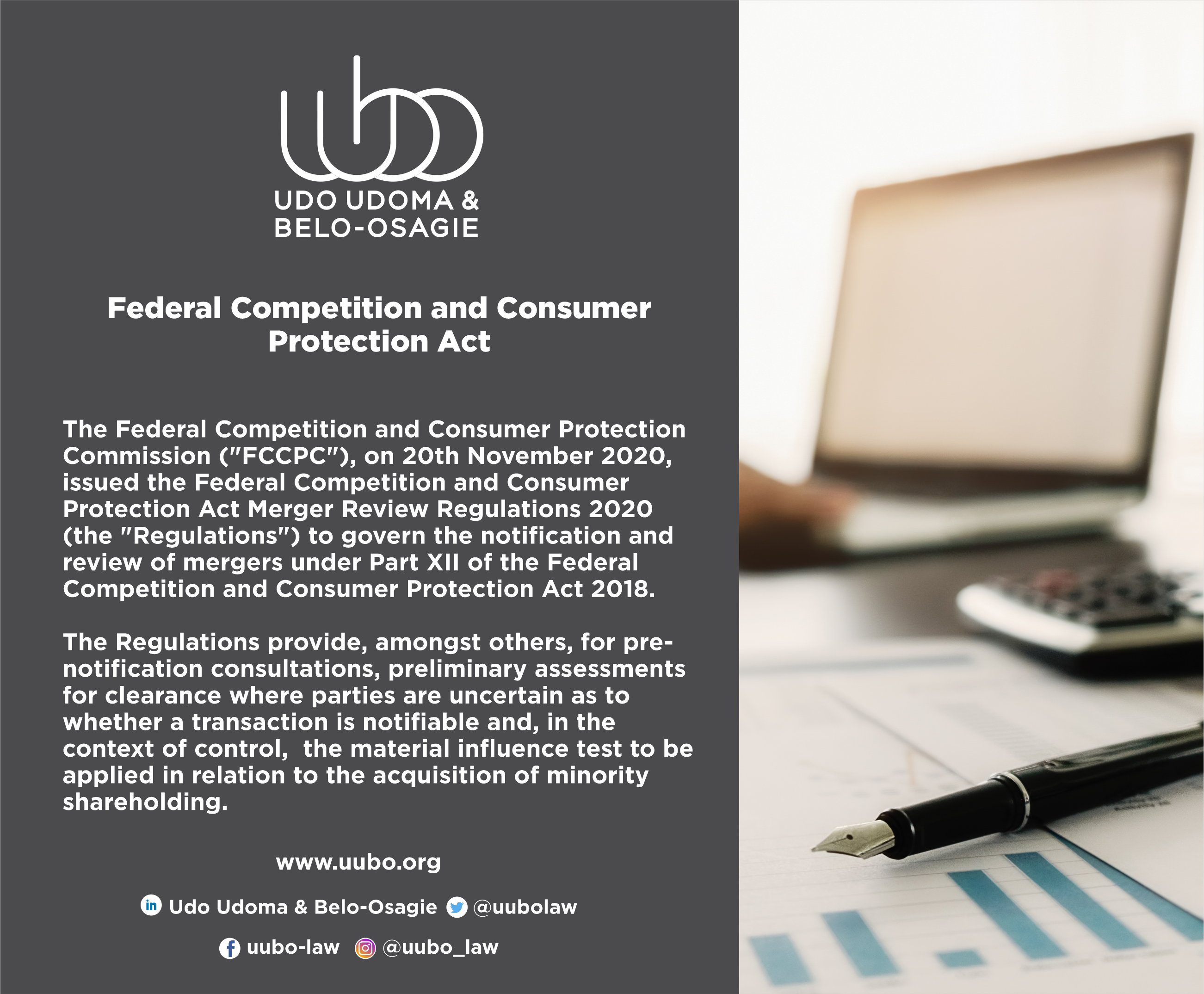 Federal Competition And Consumer Protection Act