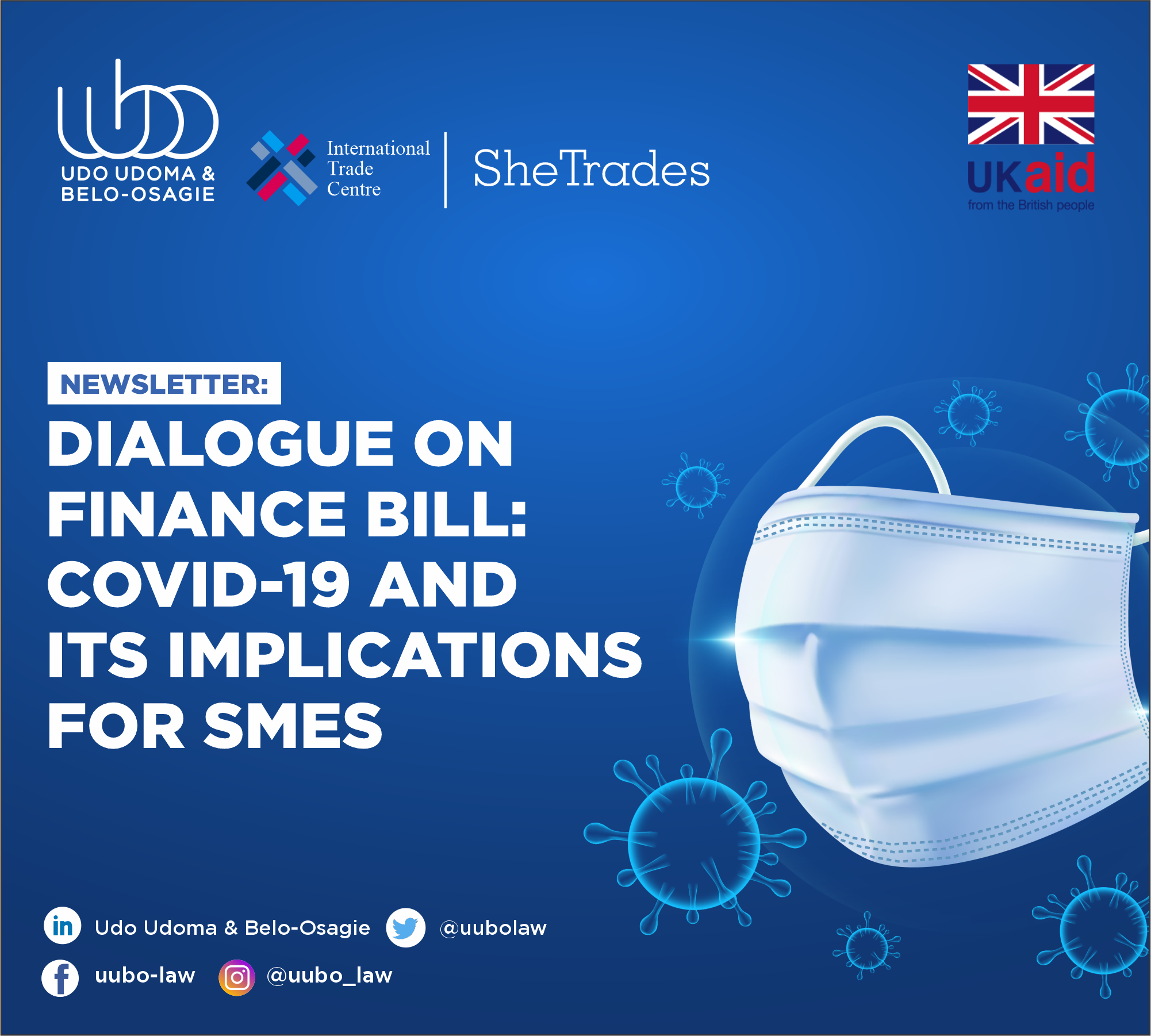 Draft Newsletter Dialogue On Finance Bill Covid 19 And Its Implications For Smes (1)